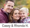 Meet Casey & Rhonda H.