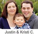 Meet Justin & Kristi C.