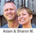 Meet Adam & Sharon M.