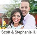Meet Stephanie & Scott H.