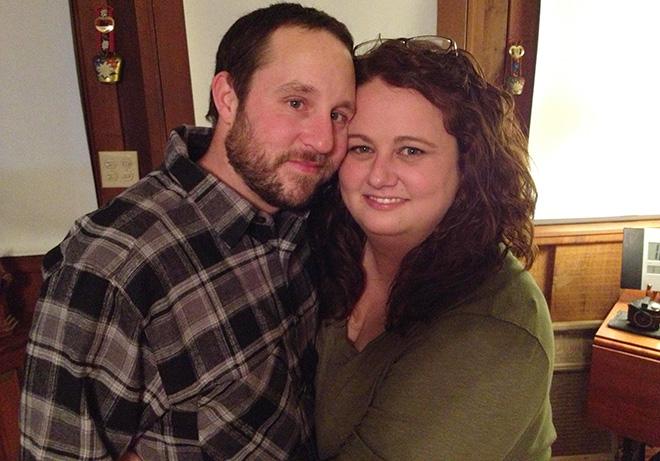 Meet Jessica & Andrew G.