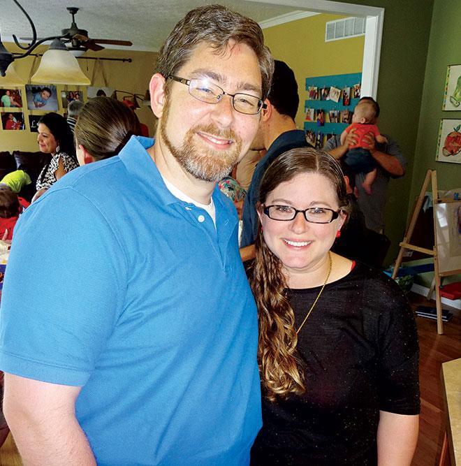 Meet Renee & Tim S.