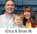 Meet Erica & Brian M.
