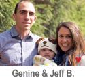Meet Jeff & Genine B.