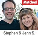 Meet Stephen & Jenn S.