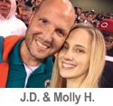 Meet J.D. & Molly H.