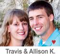 Meet Travis & Allson K.
