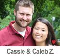Meet Cassie & Caleb Z.