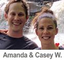 Meet Amanda & Casey W.