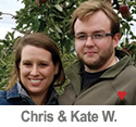 Meet Chris & Kate W.