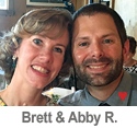 Meet Brett & Abby R.