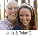 Meet Julie & Tyler G.