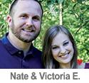 Meet Nate & Victoria E.