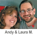 Meet Andy & Laura M.
