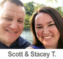 Meet Scott & Stacey T.